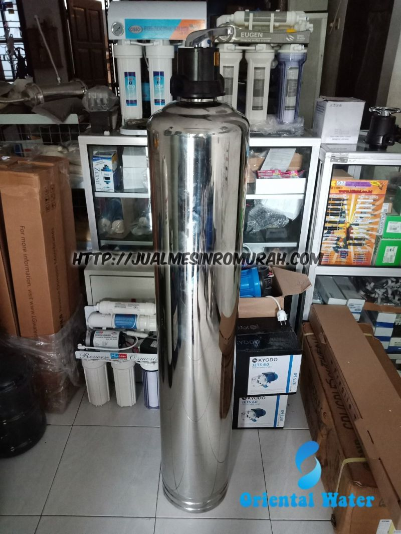 TABUNG FILTER 1054 STAINLESS STEEL