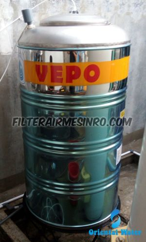 TANDON STAINLESS STEEL VEPO