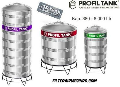 TANDON AIR STAINLESS STEEL PROFIL